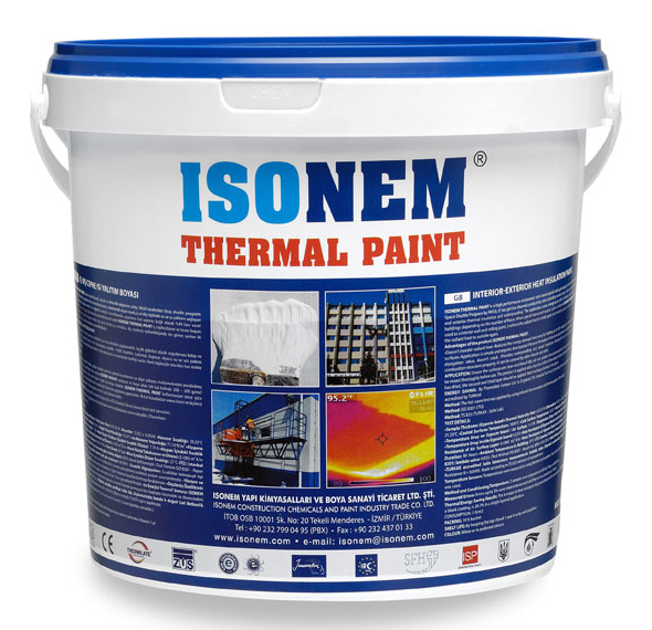 Termoizolačný náter Thermal Paint
